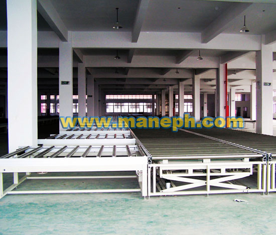 MATTRESS CROSS TANSFER SYSTEM