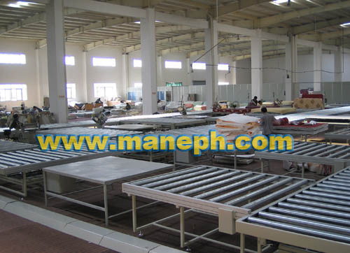 AUTOMATIC ROLLER CONVEYOR