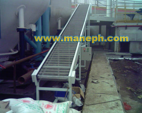 FLOORS METAL CONVEYOR