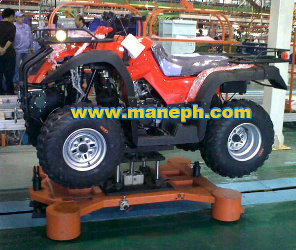 ATV Line